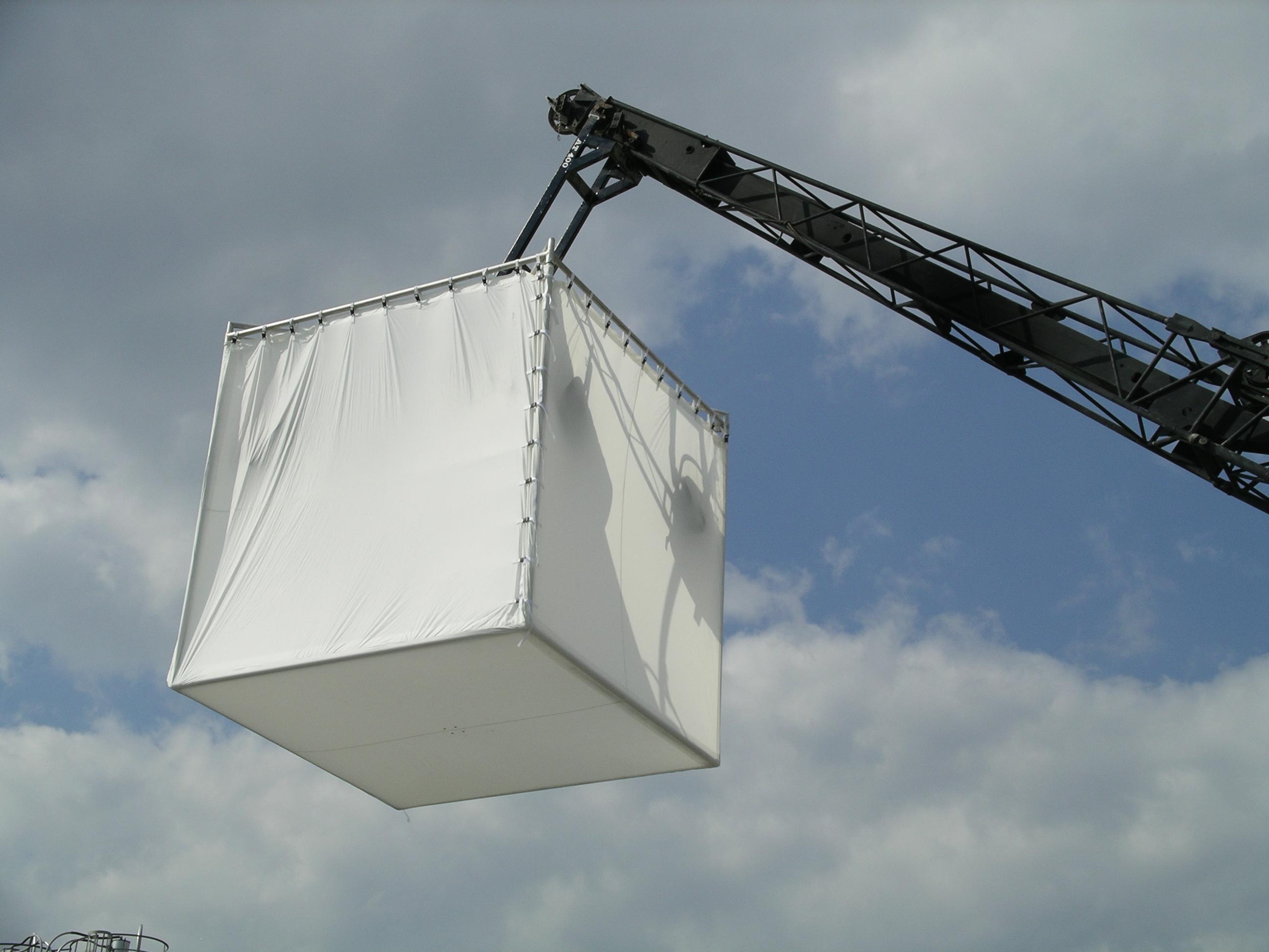 LRX Moon Cube